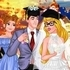 Princess College Campus Wedding